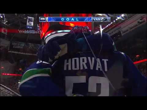 Canucks vs Hurricanes Highlights 10/16/16