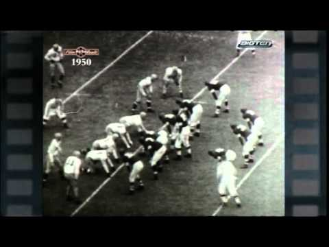 Northwestern Wildcats Football 1950