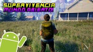 TOP 5 MEJORES JUEGOS DE SUPERVIVENCIA Y MUNDO ABIERTO PARA ANDROID+LINKS DE DESCARGA!