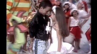 Trem da Alegria - Pra Ver Se Cola (Xou da Xuxa, 1988)