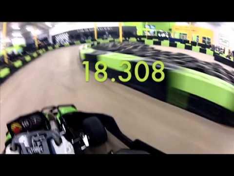 Classic Track 1 At Speed Raceway Horsham