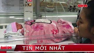 Ca mổ trong 10 giây, cứu thai nhi bị dây rốn quấn chặt cổ