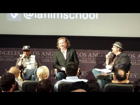 Oldboy (2013) Q&A with Director Spike Lee and Writer Mark Protosevich (NSFW)