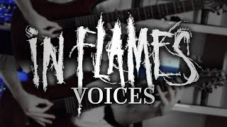 In Flames - Voices (Guitar Cover with Play Along Tabs)