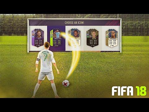 CRISTIANO RONALDO vs FUT DRAFT - FIFA 18 ULTIMATE TEAM