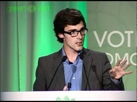 Kristof Calvo Speech - Green Convention 2010