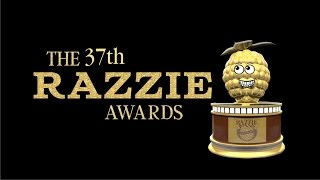 37th Razzie Award Winners Announcement