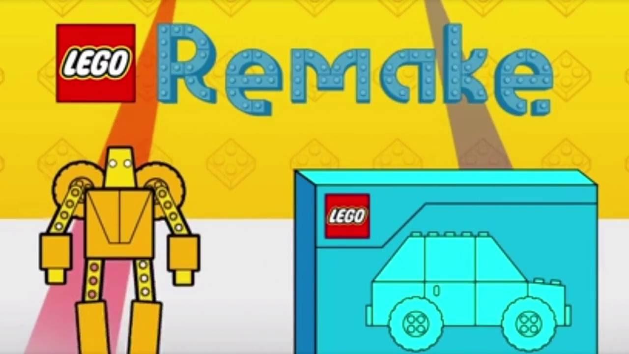 LEGO Remake – alternate model instructions
