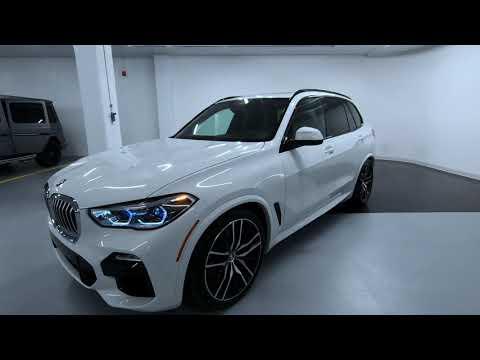 2019 BMW X5 XDrive40i - Walkaround In 4k