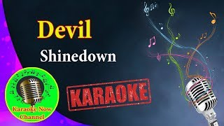 [Karaoke] Devil- Shinedown- Karaoke Now
