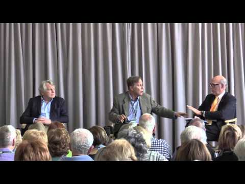 Dana Gioia and Lord Michael Dobbs  Philistines and Philanthropists