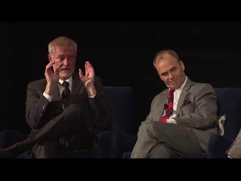 Authors Erik Larson and Scott Turow in Conversation with Scott Simon - October 26, 2016
