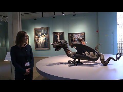 Comment parler d'une œuvre à un enfant ? La médiatrice culturelle - Les coulisses d'un musée