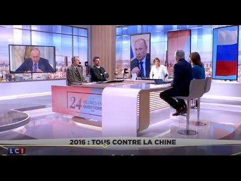 Etats Unis, Russie et Chine 2016/2017