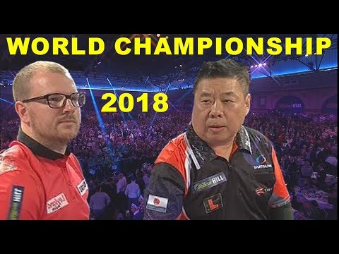 Webster v Lim (R1) 2018 World Championship