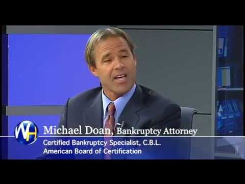 Options for Bankruptcy, Doan Law San Diego Bankruptcy Attorney Michael Doan, Consumer Report.