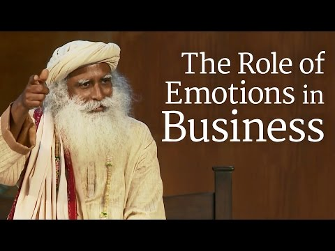 The Role of Emotions in Business