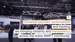 SWIFT at Sibos 2019 | Reinventing payments