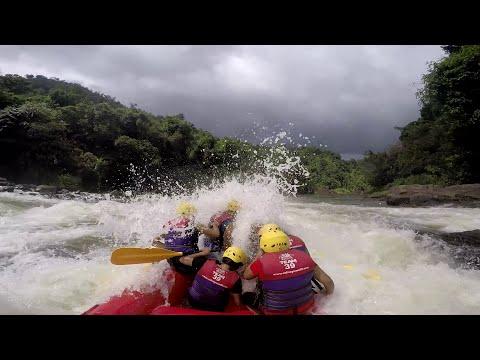 White Water Rafting At Kithulgala