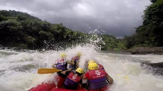 White Water Rafting At Kithulgala