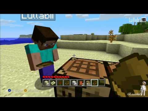 [Videotest] Minecraft XBox Live Arcade en Dual Commentary avec Lullabii [FULL HD 1080p]
