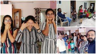 #DIML  #VLOG    FAMILY GETOGETHER    COUSINS MEET    OUR DANCE    ENJOYED WELL   KATHYA-RAMESH VLOGS