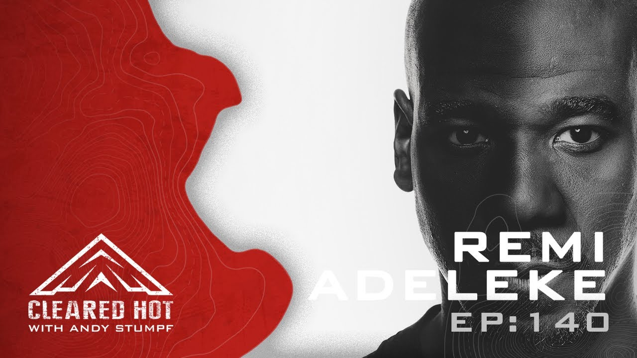 Episode 140 - Remi Adeleke