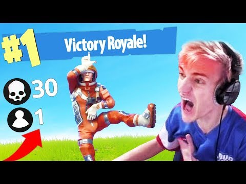 Ninja Gets Mad After Getting Sniped By a