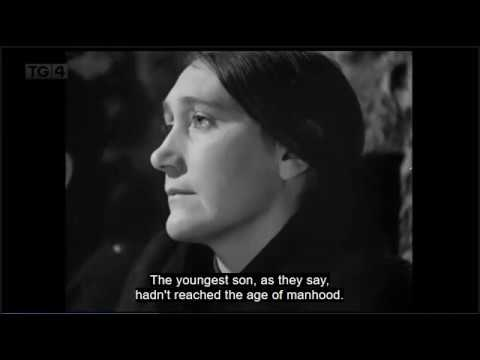 Oídhche Sheanchais [First Irish language film]