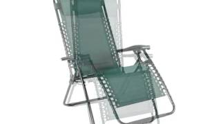 Multi Position Relaxer Folding Chair Movie