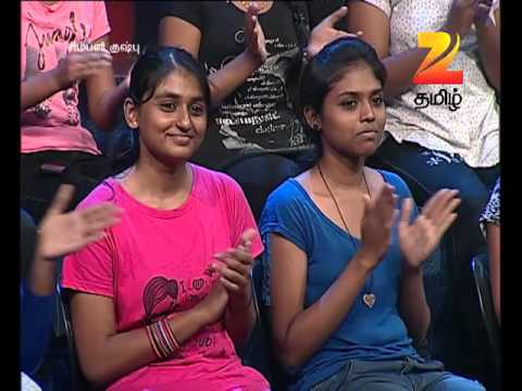 Simply Kushboo - Tamil Talk Show - Episode 20 - Zee Tamil TV Serial - Webisode