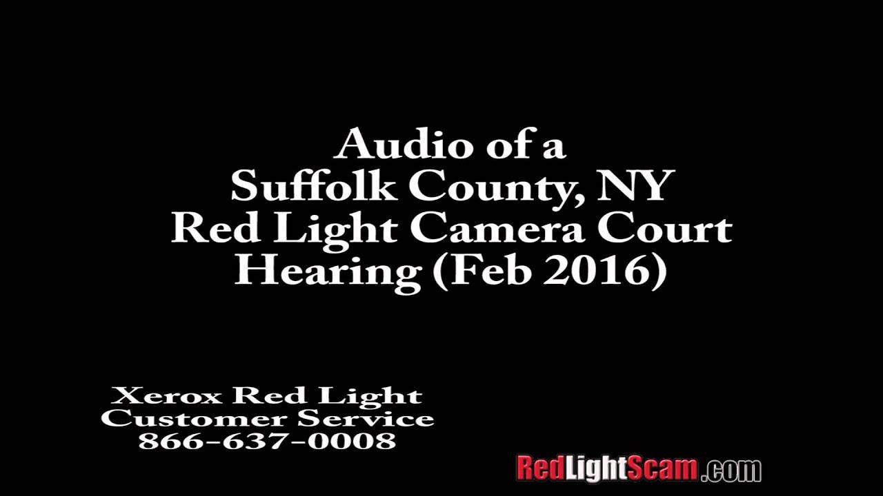 Fight Red Light Camera Tickets