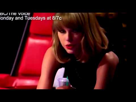 Taylor Swift Special Guest Voice Judge 4 U 2 !