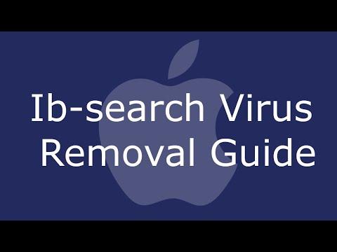 Ib-search Virus Mac Removal