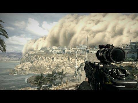 ЭПИЧНАЯ МИССИЯ В ПЕСЧАННУЮ БУРЮ в Call Of Duty Modern Warfare 3 - Возвращено отправителю