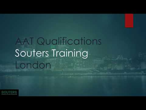 AAT Classroom Courses in London