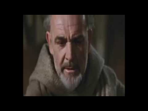 The Name of the Rose Official Trailer #1 Sean Connery Movie 1986 HD
