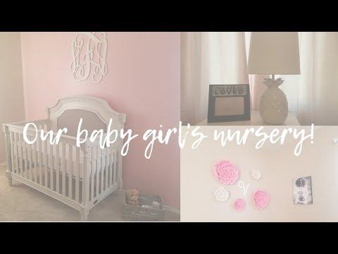 Our baby girl's nursery!