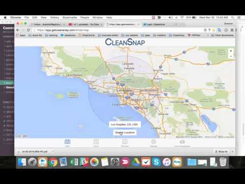 Los Angeles CleanSnap 60 miles 7 jobs