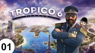 Tropico 6 | 01 | El Moerpidente macht Rum al dente | deutsch