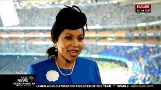 National Day of Prayer I Dr Precious Moloi-Motsepe