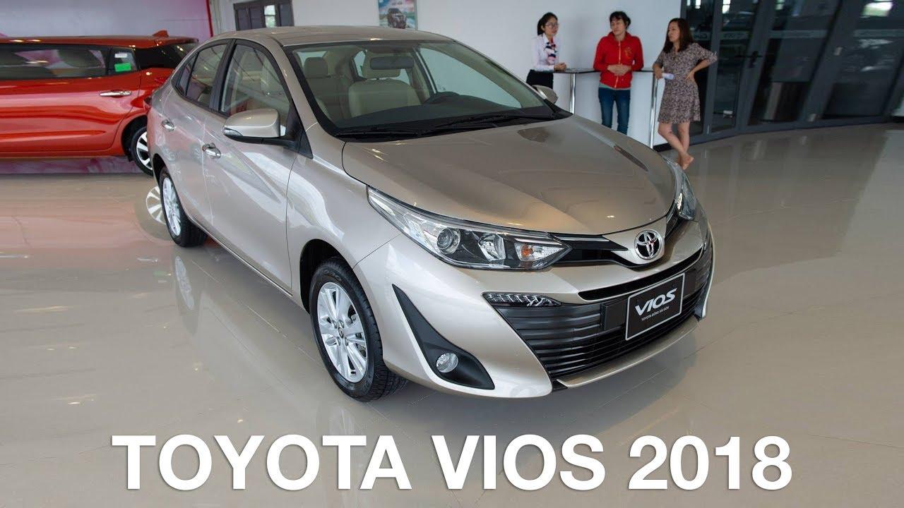 Chi tiết Toyota Vios 2018 phiên bản G giá 606 triệu: bình mới rượu cũ, 7 túi khí, VSC   Xe.tinhte.vn