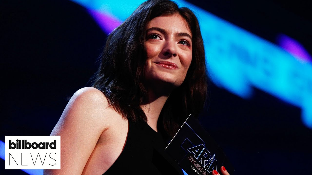 Lorde Shares Mysterious 'Solstice ' Teaser Video to Her Website | Billboard News