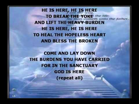 God is Here Sweet Anointing   YouTube0 mp4