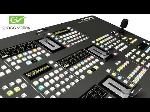 Grass Valley Karrera Production Center - HD
