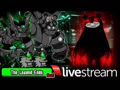 [Stream] The Battle Cats - Uber Abusing till The End of SoL