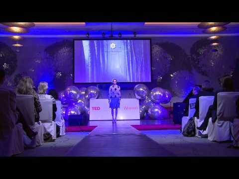 TEDxAmsterdamWomen Edwin Oudshoorn couture fashion show