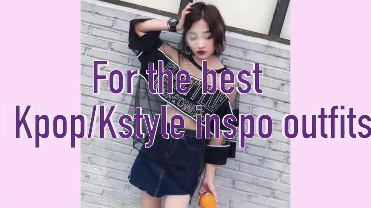 9c8008eb252 Best Online Kstyle Clothing Store FREE SHIPPING WORLDWIDE - YouTube