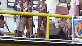 Carnaval 2012 Cabo Frio Praia do Forte - RJ. Região dos Lagos - Blocos e Trios