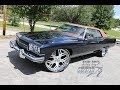 WhipAddict: 73' Buick Electra 225 on Forgato Quadrato 28s, Truck Pounding, by Certified Whips